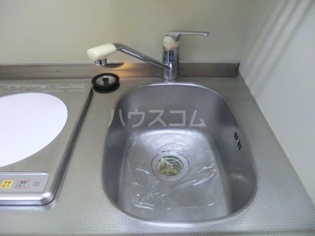 スクエアK 303号室のトイレ