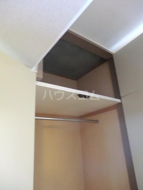 スクエアK 303号室の収納