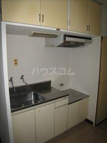ユニーブル新栄 501号室のキッチン