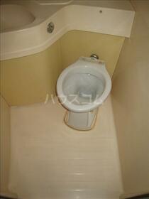 ユニーブル新栄 501号室のトイレ