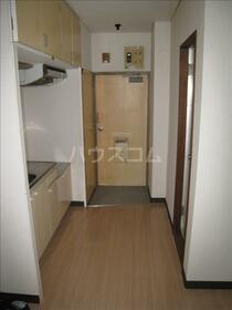 ユニーブル新栄 501号室の玄関