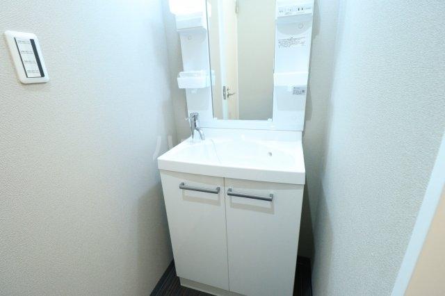mitia terrace 103号室の風呂