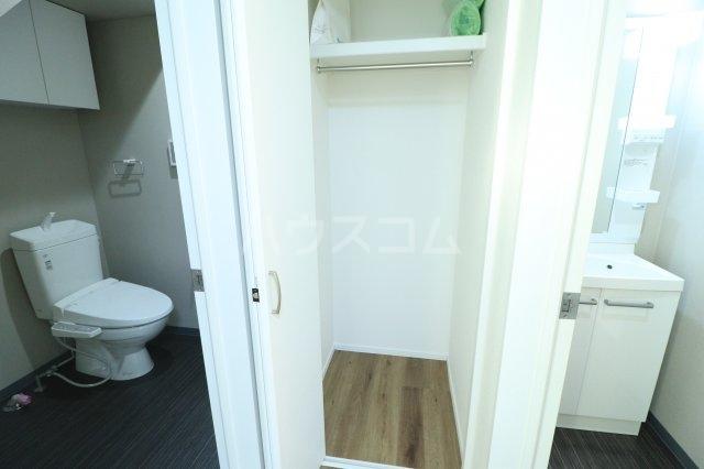 mitia terrace 103号室のトイレ