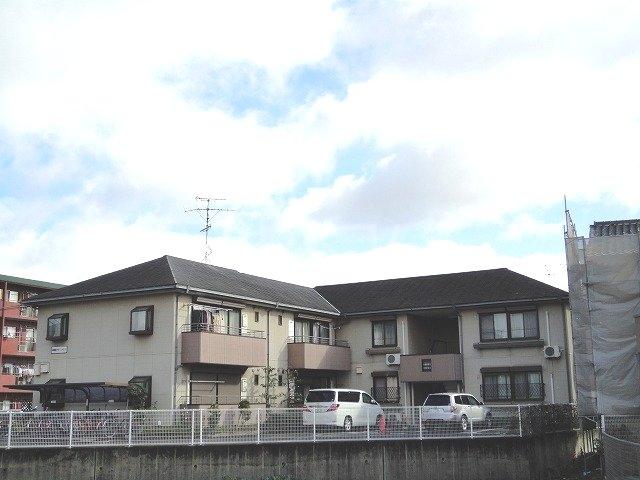 嵯峨野グリーンパレス外観写真