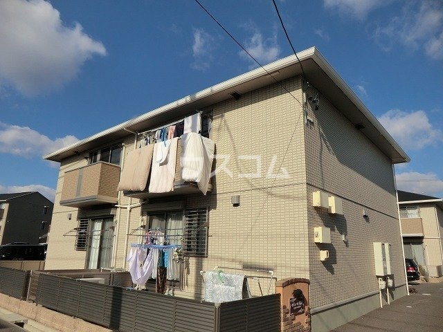 セジュール桜井 B棟外観写真