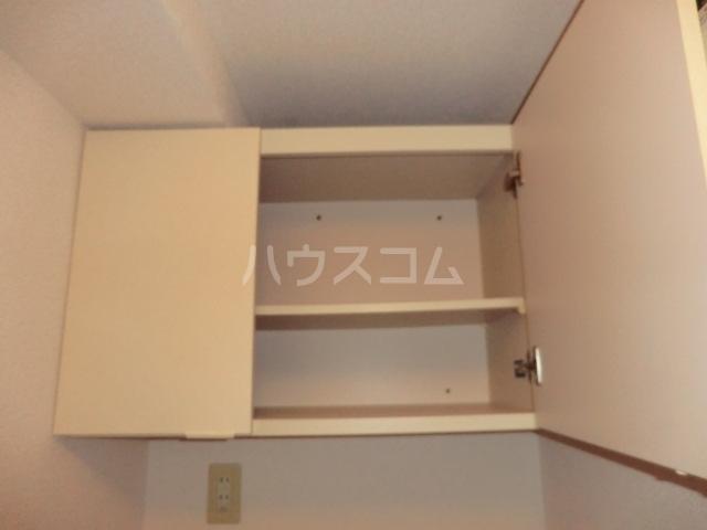 アービス桂 103号室の収納