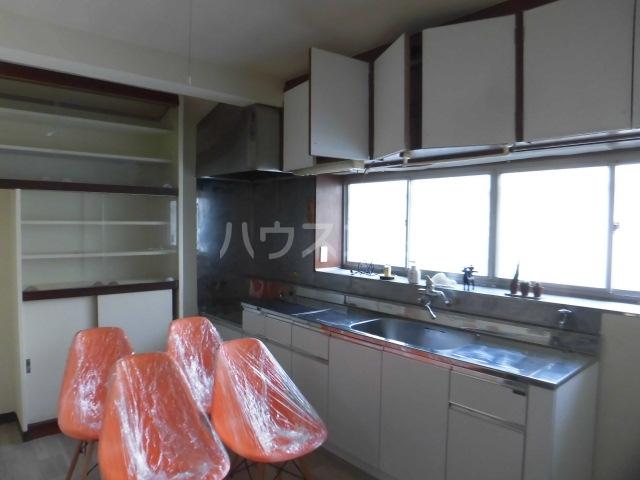 さくらさく柏の葉の家のキッチン