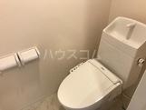 仮)足利市堀込町新築アパート 102号室のトイレ