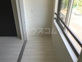 仮)足利市堀込町新築アパート 102号室のバルコニー