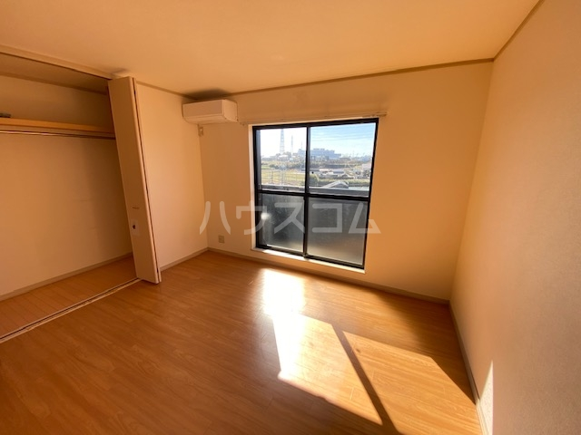 Foliar Sakama Ⅱのベッドルーム