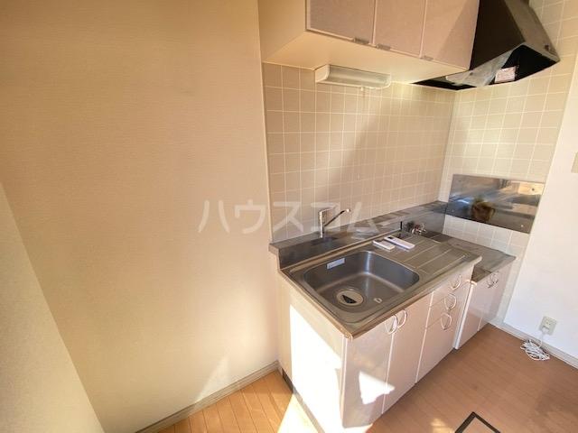 Foliar Sakama Ⅱのキッチン