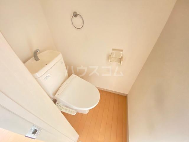 Foliar Sakama Ⅱのトイレ