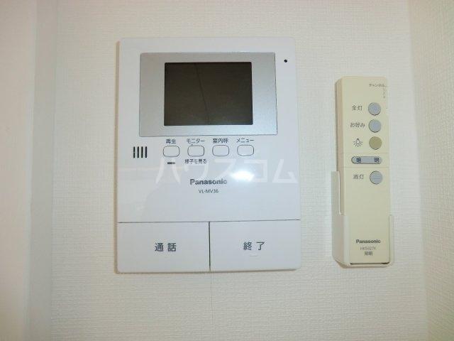 岸和田ハイツA棟 505号室のセキュリティ