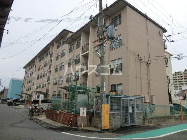 岸和田ハイツA棟外観写真