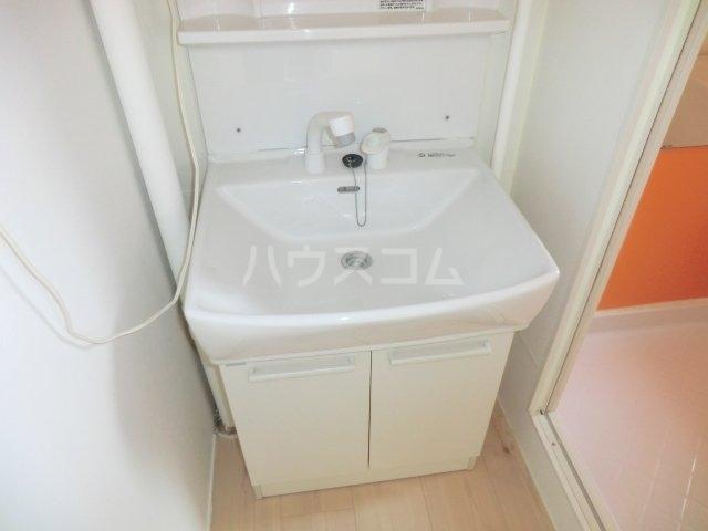 岸和田ハイツA棟 505号室の洗面所