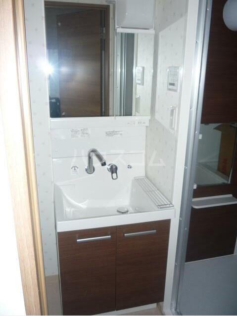 エスコートパレス南太田 201号室の洗面所