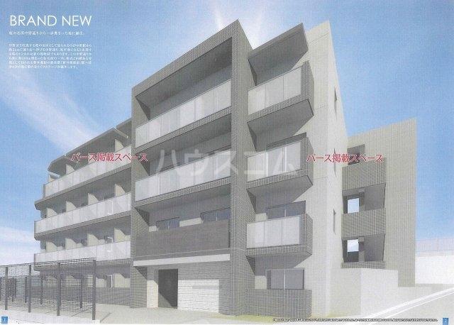 エスファルベ中野松が丘アネックス 202号室の外観