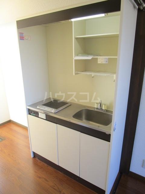 ラスールシライ 203号室のキッチン
