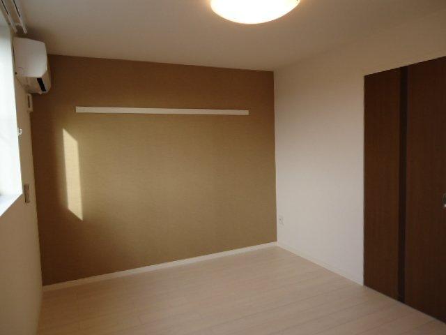 ディアベルジュ 201号室の収納