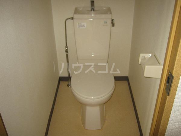 TS-MindⅡ 201号室のトイレ