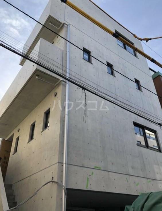 仮)三宿新築工事の外観