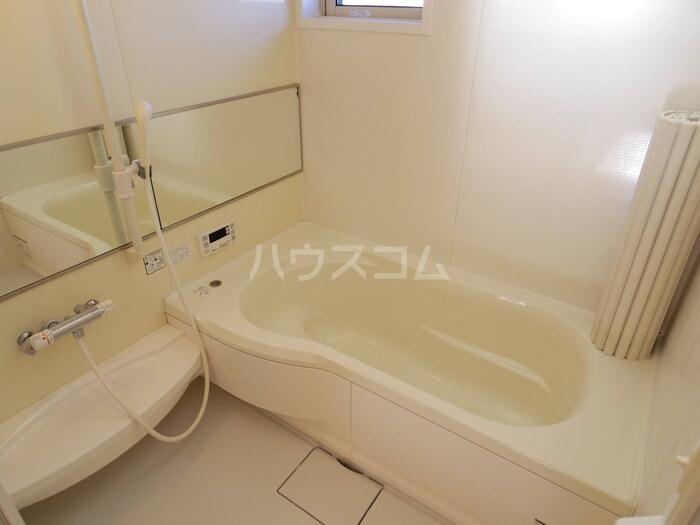 スローライフさしま 201号室の風呂