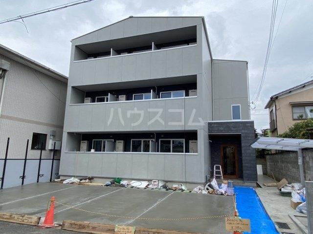 Inlegno円町の外観