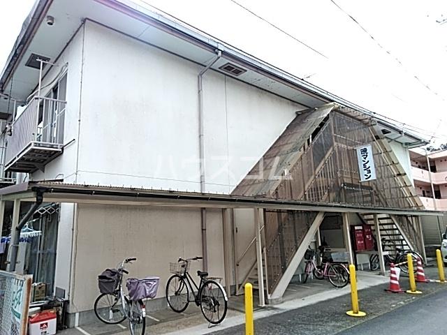 暁マンション外観写真