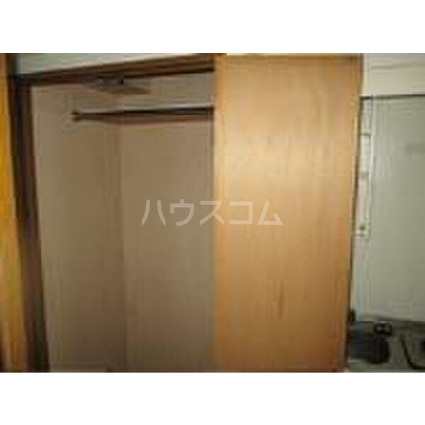 PLEAST竹下 605号室の収納