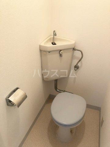 コットンハウス大橋Ⅰ 101号室のトイレ