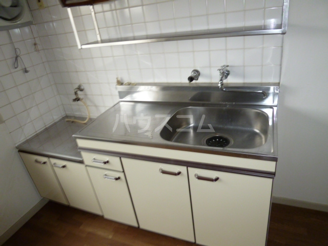 マンションヒロタB 14号室のキッチン