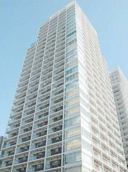 パークタワー芝浦ベイワードアーバンウイングの外観