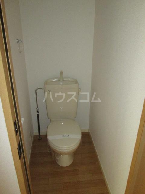 ラ・フランス 101号室のトイレ