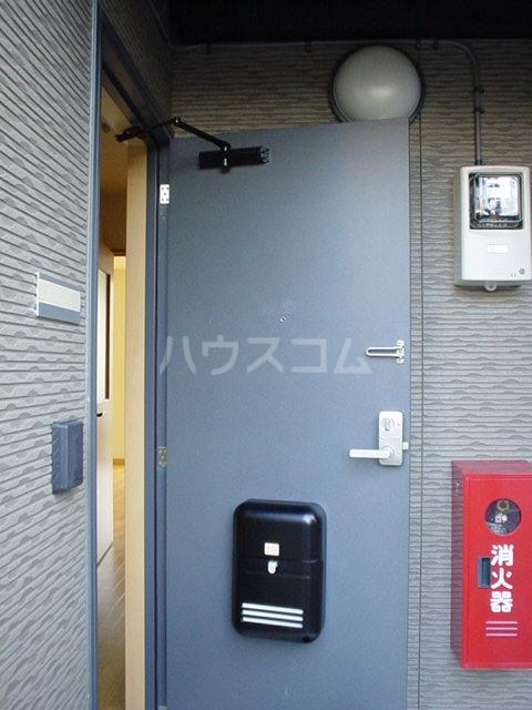 ラ・フランス 101号室の玄関