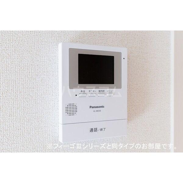ブラン 01020号室のセキュリティ