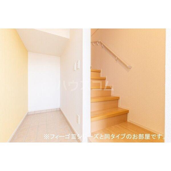 ブラン 03020号室の玄関