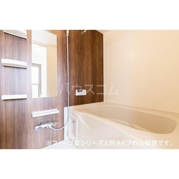 ブラン 03040号室の風呂