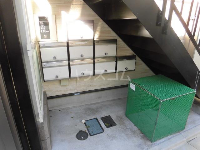 ポンデロッサ学芸大学 0101号室のその他共有