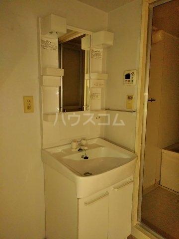 藤和ハイム 202号室の洗面所