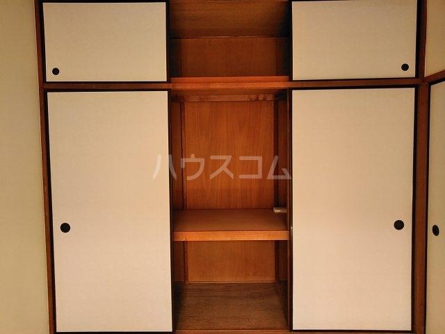 藤和ハイム 202号室の収納