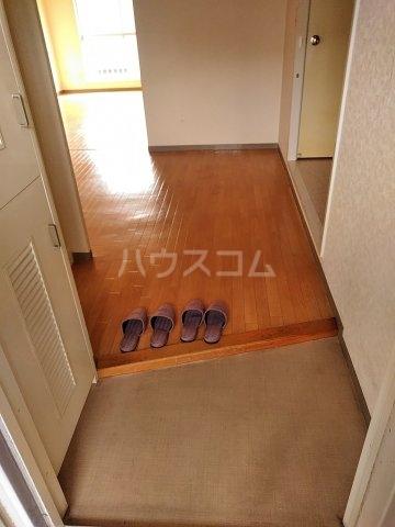 藤和ハイム 202号室の玄関