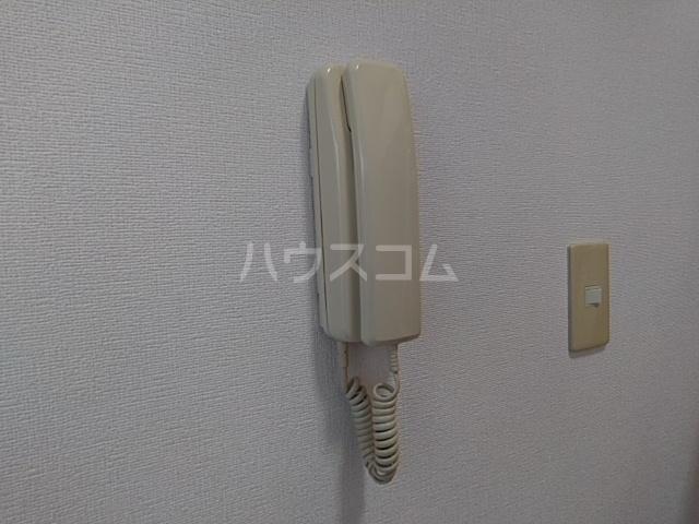 ハウスデュアル瑞江Ⅱ 202号室のセキュリティ