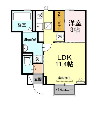 (仮)D-room三本木の