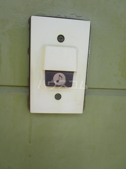 グリーンビレッヂ 101号室の玄関