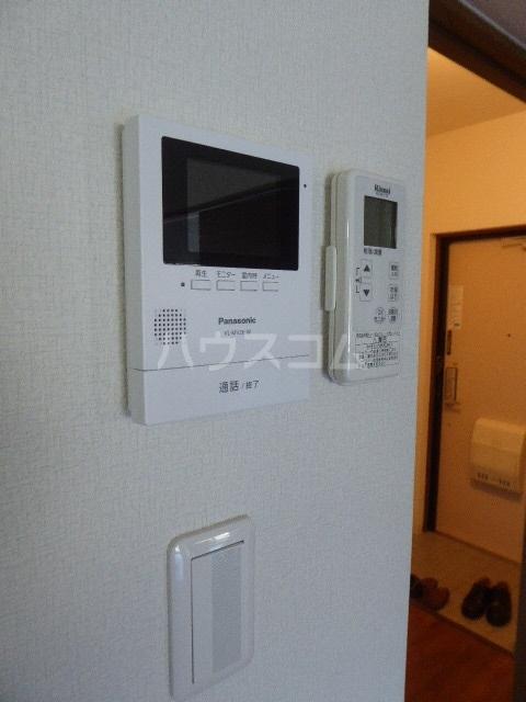 セントラルヒルズ 402号室のセキュリティ
