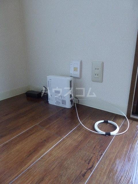 セントラルヒルズ 402号室の設備