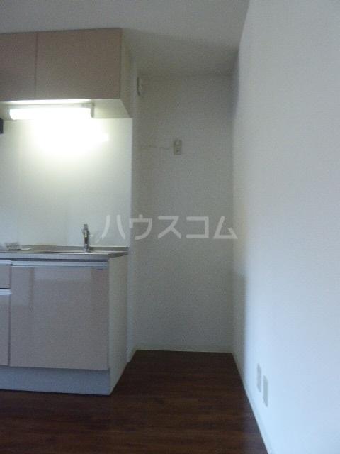 セントラルヒルズ 402号室のキッチン