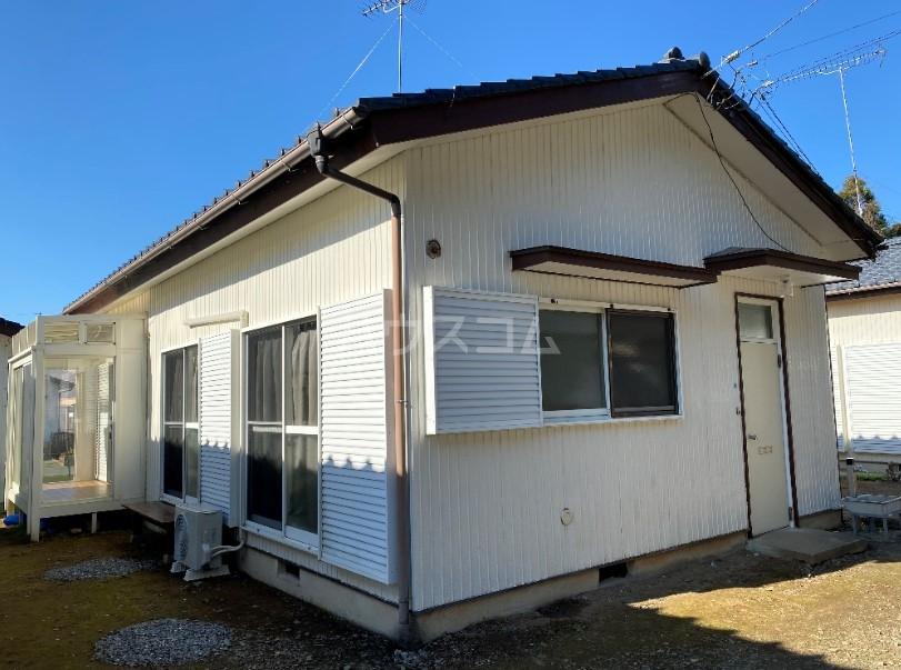 美浦村土屋戸建て外観写真