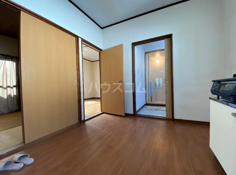 美浦村土屋戸建てのキッチン