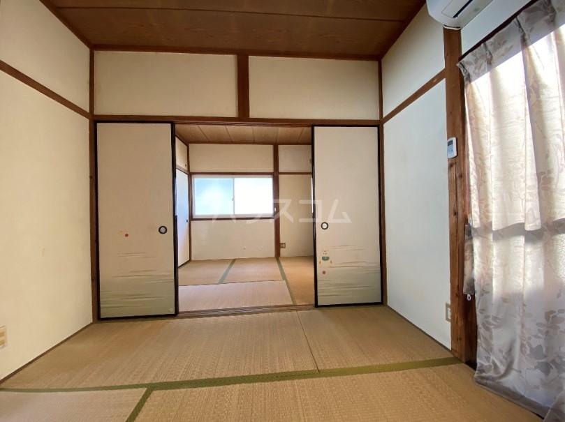 美浦村土屋戸建ての居室
